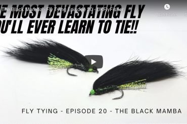 Black Mamba Fly Pattern